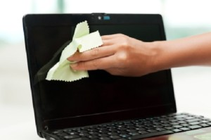 Pembersih laptop