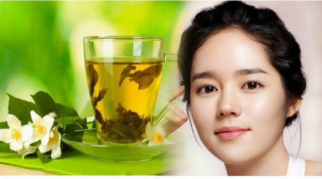 Hasil gambar untuk teh hijau untuk kecantikan