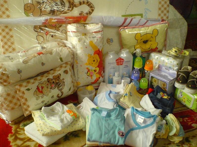 Harga Perlengkapan Bayi