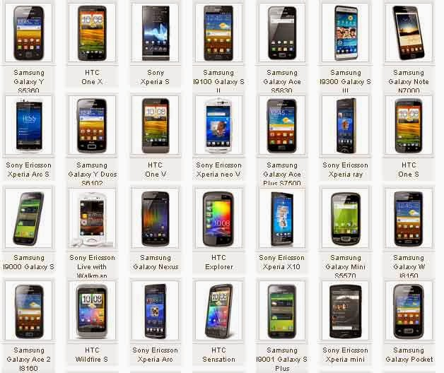 Harga Smartphone Terbaru 2015