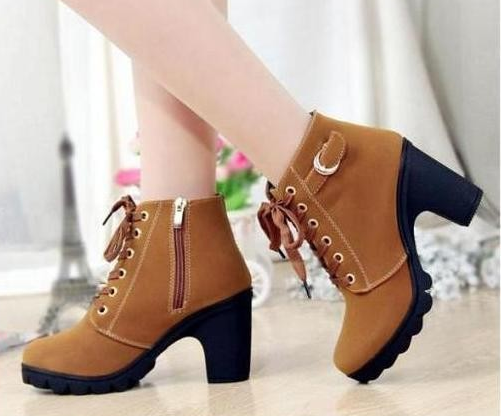 Kenali 3 Jenis Model Sepatu Boots Wanita Ini