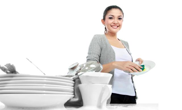 Aturan Mencuci Perabot Dapur untuk Meringankan Aktivitas Ibu Rumah Tangga!