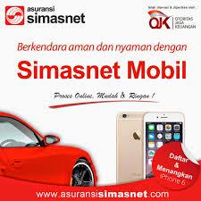 Pilihlah Simasnet Sebagai Asuransi Kendaraan Terbaik di Indonesia