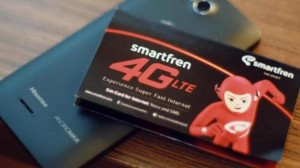 Kecepatan Internet SMARTFREN 4G