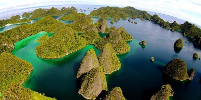 Objek Wisata Raja Ampat Papua Barat