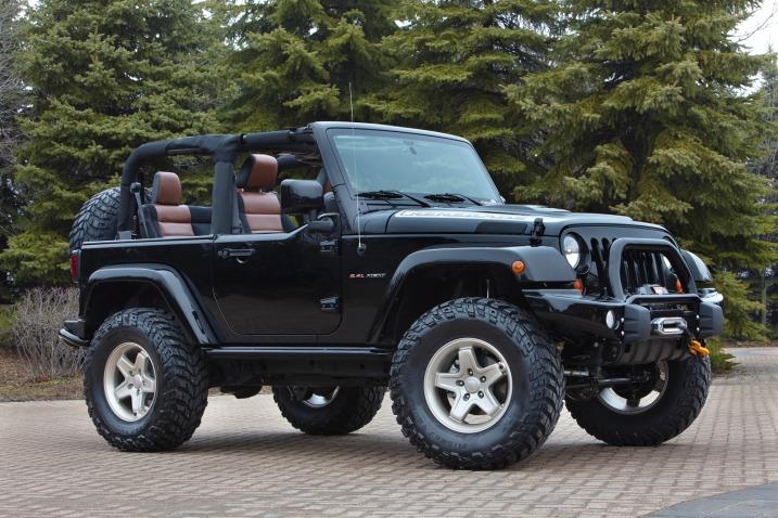 mobil jeep wrangler
