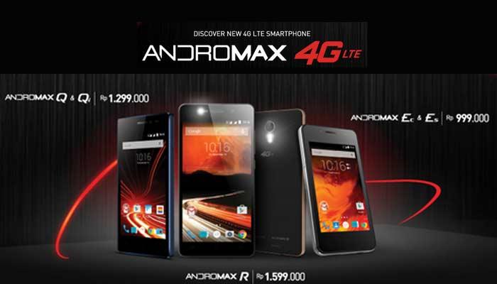 Handphone 4G LTE Terjangkau