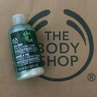 Produk Body Shop Moringa Milk Body Lotion