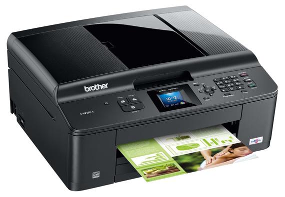 Printer Inkjet Brother