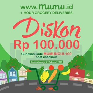 Kelebihan Berbelanja Melalui Supermarket Online