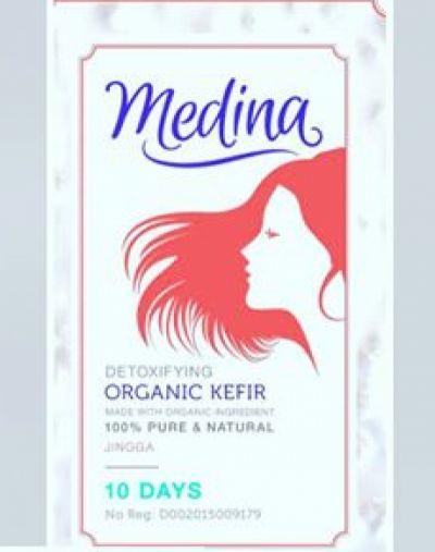 Medina Organic kefir