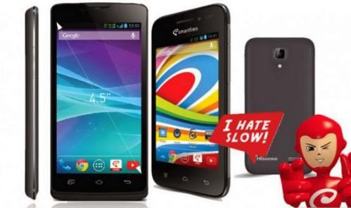 5 pilihan Android 4G murah dari smartfren