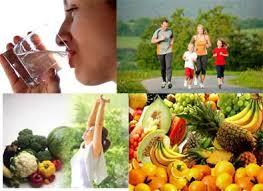 Keuntungan Hidup Sehat