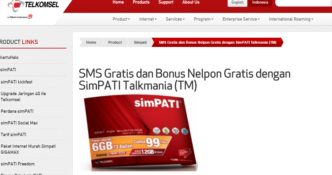 tm on telkomsel