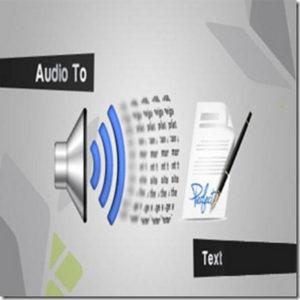 cara convert audio