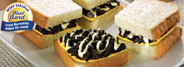 Roti Biskuit Susu Sebagai Menu Sederhana Untuk Bekal Sekolah