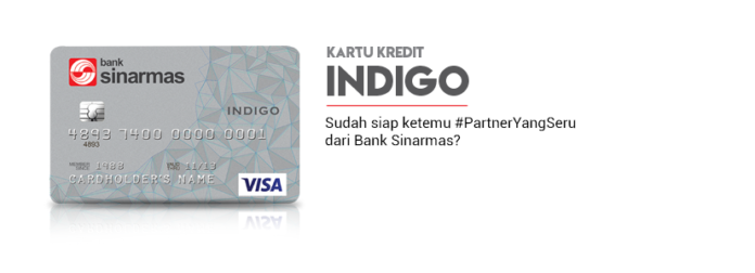 kartu kredit bank sinarmas