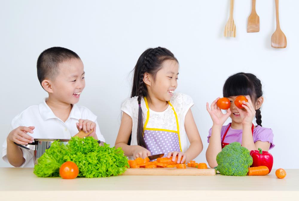 Makanan Bergizi Untuk Anak