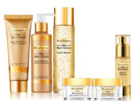 gold water essence